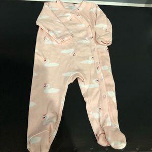 Nordstrom baby footie pajamas
